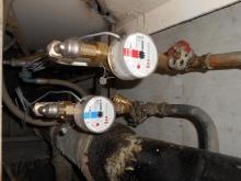 Установка приборов учета воды в ЦАО