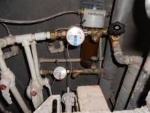 Установка счетчиков воды в ЦАО