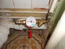 Установка счетчиков воды в САО г. Москвы