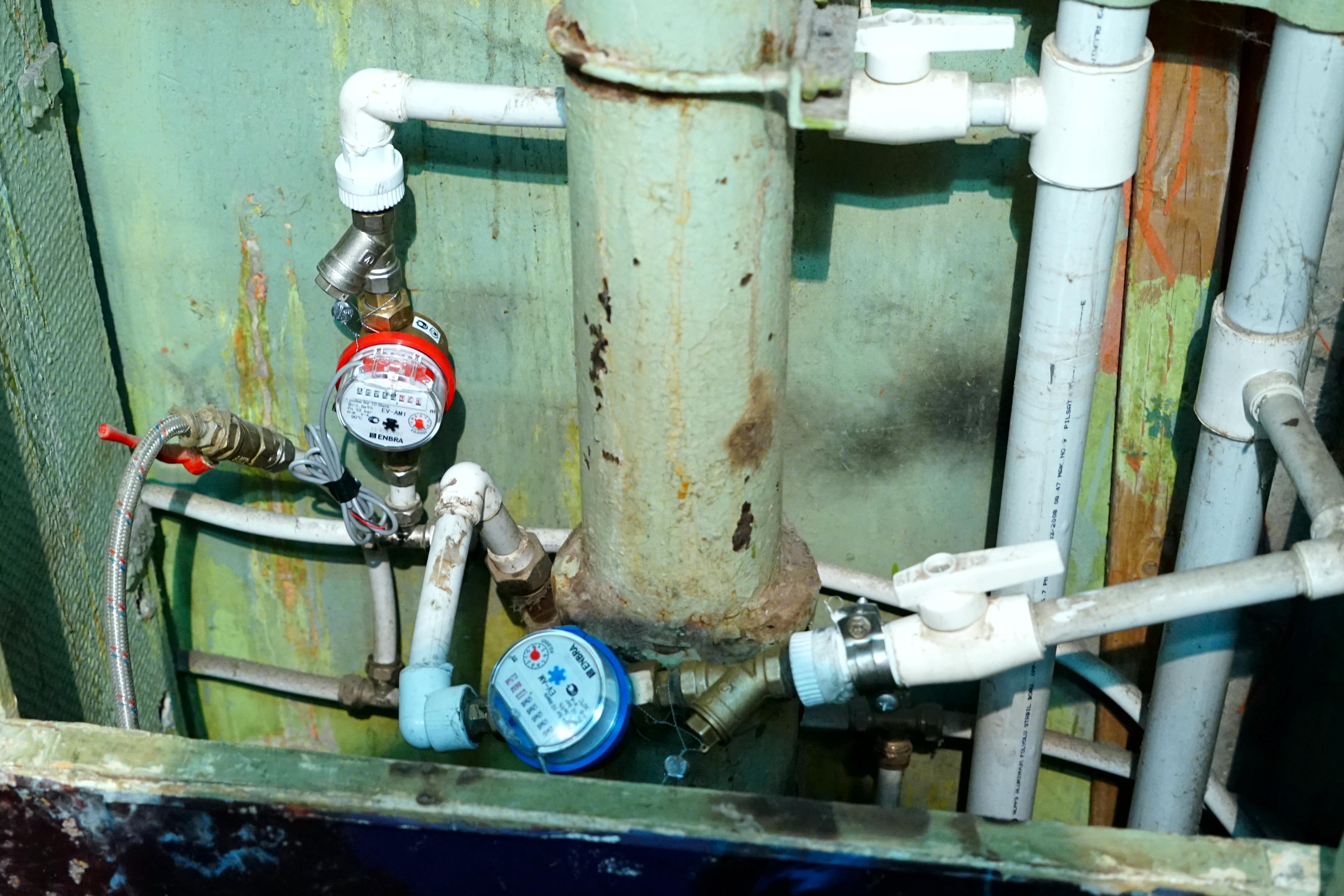 Установка счетчиков на воду: стоимость счетчиков, правила 68